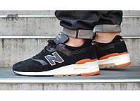 Кроссовки мужские New Balance 997 Authors Collection Натуральная замша