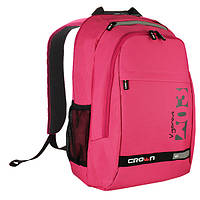 "Рюкзак для ноутбука CROWN BPV-315P (Vigorous Series) pink 15,6"""