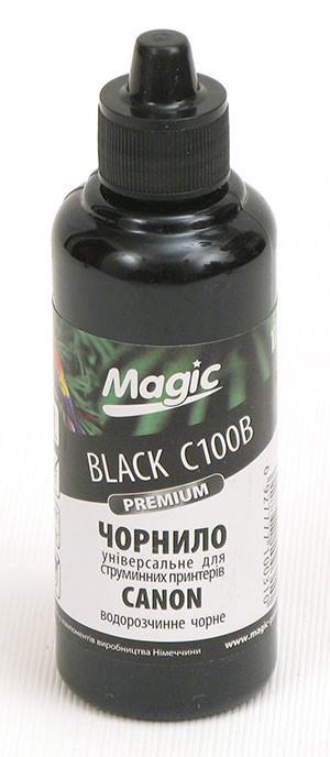 Чернила универсальные Magic Canon  Black (100 мл)