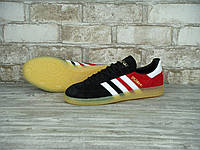 Кроссовки Adidas Spezial Red Black White