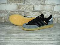 Кроссовки Adidas Spezial Grey Black