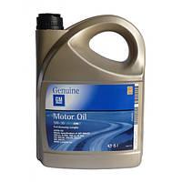Моторное масло GM Dexos2 LongLife SAE 5W-30 5л