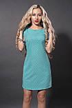 """Яркое весеннее платье  - """"Крамель"""" код 277, фото 8"""