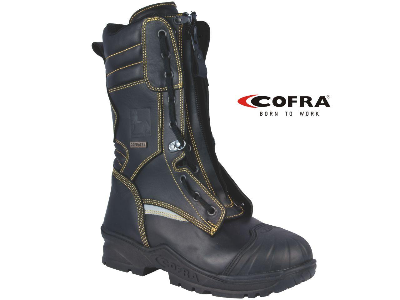 Ботинки для пожарных SHOVEL