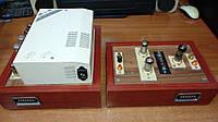 Ламповый фонокорректор на лампах 6Ж32П+6Н6П