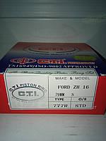 Кольца   79  STD ( 1.2 х 1.5 х 2 ) Ford  Focus I. II  1.6  Zetec  C.T.I