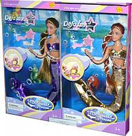 Кукла русалка барби ТМ Defa 20983