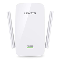 Linksys RE6300-EU / AC750 BOOST WI-FI RANGE EXTENDER повторитель