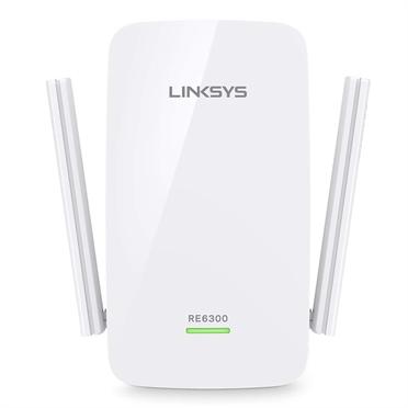 Расширитель сети Linksys RE6300-EU / AC750 BOOST WI-FI RANGE EXTENDER повторитель, фото 2