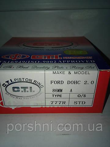 Кольца Ford Scorpio  86  ДОНС  CTI