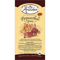 """Кофе Amadeo """"Сливочный ирис"""" в зернах 500 гр"""