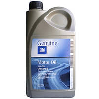 Моторное масло GM Dexos2 LongLife SAE 5W-30 2л