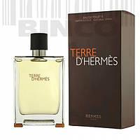 Мужская туалетная вода Hermes Terre D Hermes Men 100 ml
