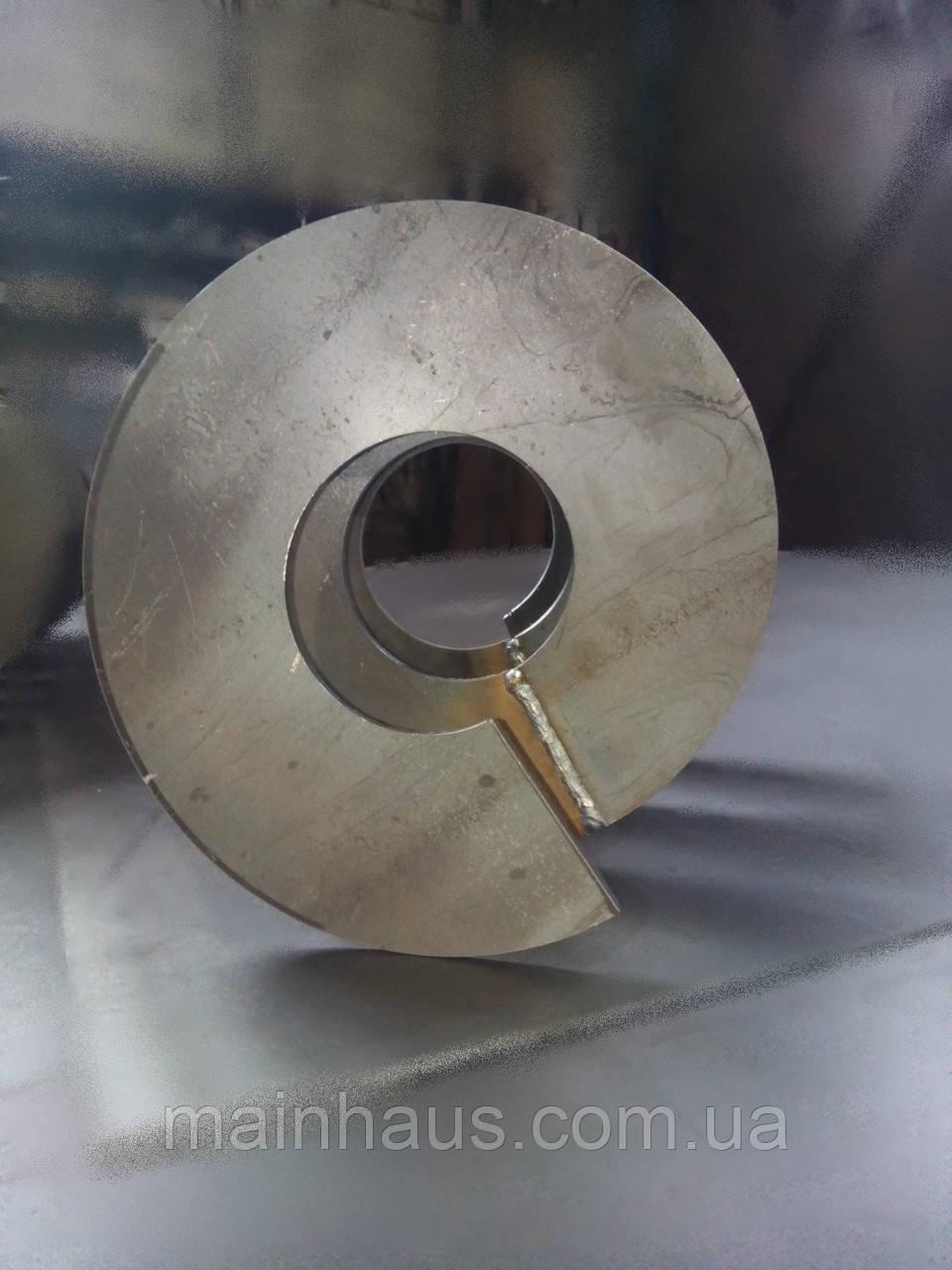 """Сегментная шнековая спираль Ø110 мм. без внутреннего вала. - ТОВ """"МАЙНХАУС"""" в Сумах"""