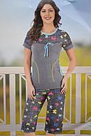 Женские пижамы с бриджами
