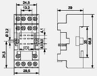 Контактные колодки GZ4