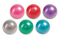 Мяч для художественной гимнастики Amaya GALAXY 19 см 400-410 грамм