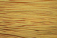 Шнур 2мм (100м) желтый , фото 1
