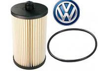 Фильтр топливный 2.5TDI Volkswagen Сrafter 2006- оригинал VAG