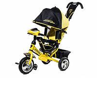 Детский трехколесный велосипед Lamborghini (Premium)