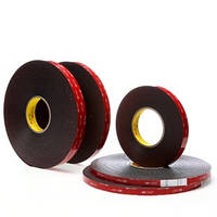 3M™ Двусторонняя клейкая лента ( скотч ) VHB™ 5952 25мм х 33м, толщ. 1,1мм