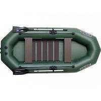 Надувная гребная лодка (с пайолом слань-книжка) Профи KDB К-290Т / 28-233