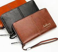 Мужской портмоне Baellerry Leather (Лизер), фото 1