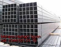 Труба AISI 304 квадратная нержавеющая 80х80х2.0 мм