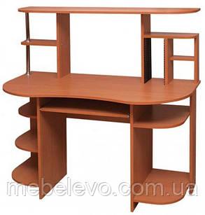 Стол компьютерный Элегант  1270х1200х600мм   Пехотин, фото 2