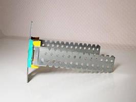 Шуманет-коннект ПС Базовое виброизолирующее стеновое крепление эконом-класса с интегрированным прямым подвесом