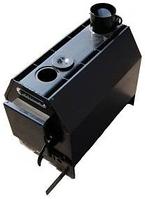 TEHNI-X 5 кВт печь на твердом топливе