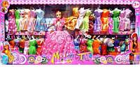 Кукла с нарядами 9998-B10