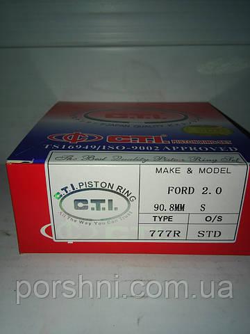 Кольца Форд Скорпио  90,8  STD ( 1.6 x 2 x 4  )  2.0 OHC  C.T.I
