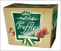 Конфеты Трюфель с ореховым вкусом, 200g