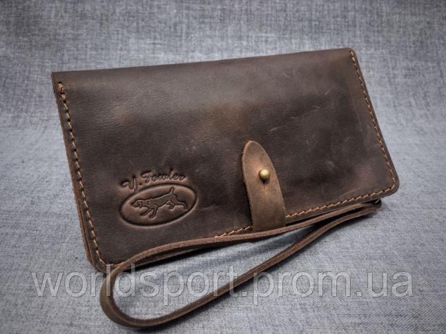8bec4344cc0e Мужской кожаный кошелек портмоне клатч - Ketlin интернет-магазин в Киеве