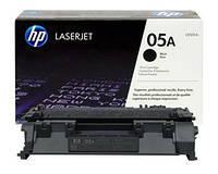 Заправка картриджа HP 05A (CE505A) для принтера LJ P2035, P2055d, P2055dn в Киеве