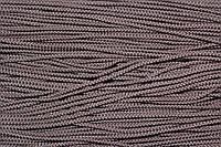 Шнур 2мм (100м) коричневый , фото 1