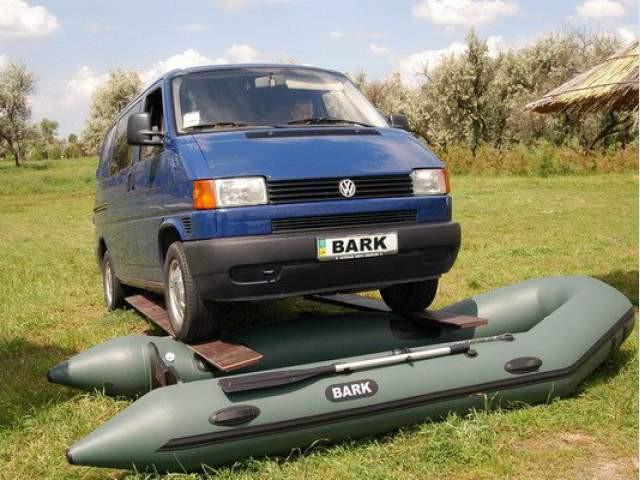 Лодки надувные из ПВХ Bark (лидер рынка)