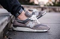 Кроссовки мужские New Balance 997.5 Натуральная замша