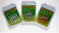Strike Pro Power Dots (свинцовые наклейки)