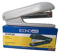 """Степлер """"Economix"""" № 10, 10 аркушів"""