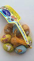 Конфеты шоколадные Яйца с рисунками (молочный шоколад) Onli Австрия  100г