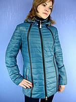 Весенняя женская куртка COVILY 839 (разм: 48-58) DEIFY, PEERCAT, SYMONDER, COVILY, DECENTLY