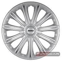 Колпаки колесные Argo дизайн NERO / радиус R13 / 4шт