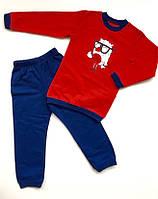 Детская пижама для мальчика рост 92,98,104
