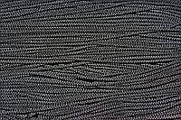 Шнур 2мм (100м) черный , фото 1