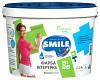 Краска для стен и потолков «SMILE®» SI26  4.2 кг/3л