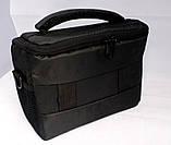 Чехол сумка Nikon, противоударная Фото сумка Никон, фото 2