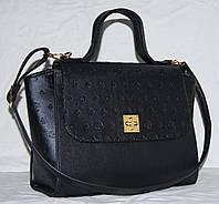 Каркасная женская сумка-портфель