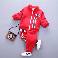 Детский костюм на флисе, фото 1